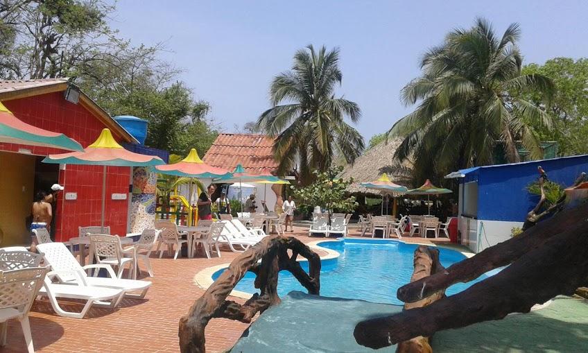 Hotel Isla Lizamar Hoteles Islas Del Rosario
