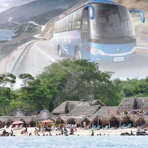 Tours Playas Blanca en Bus